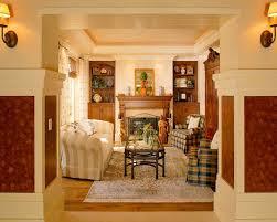 craftsman homes interiors craftsman interior design southern california house plans 65225