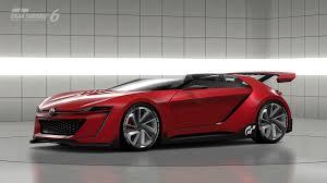 lexus lf lc gt vision gran turismo tune volkswagen gti roadster vision gran turismo gran turismo com