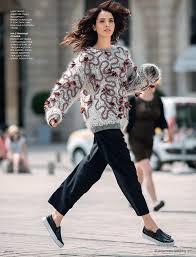 hanaa ben abdesslem fashion model profile on new york magazine hanaa ben abdesslem for grazia russia cove story on behance