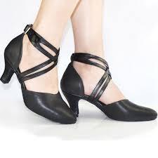 Comfort Ballroom Dance Shoes Cheap Closed Toe Salsa Shoes Find Closed Toe Salsa Shoes Deals On