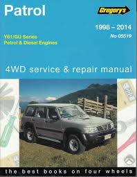 1998 nissan patrol y61 pickup photos specs and news allcarmodels net