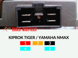 prinsip kelistrikan fullwave kiprok nmax u2013 garasi modifikasi