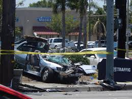 fatal lamborghini crash man dies after car crashes into pole in huntington beach u2013 orange