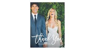wedding thank you postcards rustic wedding thank you postcards zazzle