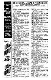 dallas city directory 1933 34 page 1 232 the portal to texas