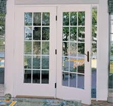 Swing Patio Doors Hinged Patio Doors Replacement Windows Education Soft Lite Windows