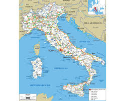 Map Of Spain With Cities by Maps Of Italy Detailed Map Of Italy In English Tourist Map