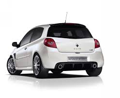 renault clio symbol 2010 renault clio 20th anniversary edition image https www