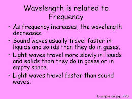 What Travels Faster Light Or Sound Unit 7 Waves Sound And Light Ppt Video Online Download