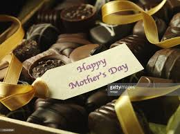 s day chocolate mothers day chocolates stock photo getty images