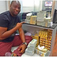 bureau de change nigeria meet mompha the richer than malaysian big boy hushpuppi