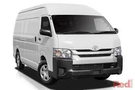 Toyota Hiace Van Interior Dimensions 2016 Toyota Hiace Kdh221r Van High Roof Super Lwb 5dr Man 5sp 3 0