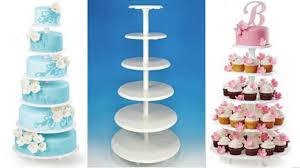 cupcake and cake stand tier cake cupcake stand sugar cake candy decorating