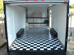 v nose enclosed trailer cabinets storage cabinets for enclosed trailers masimes
