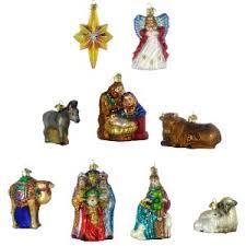 world boxed ornaments sets