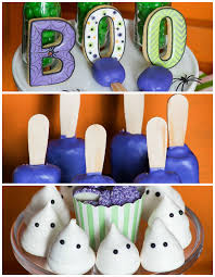 Halloween Party Ideas Kara U0027s Party Ideas Boo U0027ya Colorful Halloween Party Kara U0027s Party
