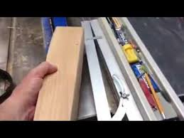 how to taper 4x4 table legs tapering jig how to make table legs youtube