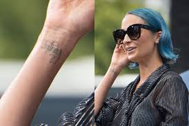 it u0027s mortifying u0027 why nicole richie hates her u0027virgin u0027 tattoo so much