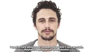 James Franco Meme - words of wisdom from james franco gif on imgur