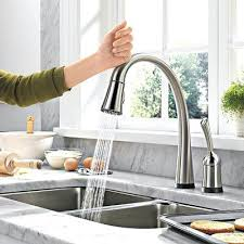 touchless kitchen faucet touchless faucet kitchen affordable hands