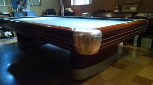 Used Billiard Tables by Used Pool Tables For Sale Pro Billiards
