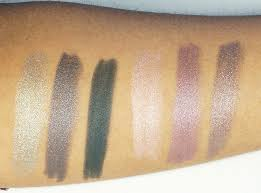 maybelline eye studio color 24hr crayon swatches eyeshadows