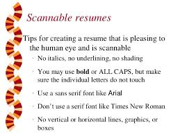 Tips For Making A Resume Resume Powerpoint