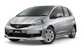 2012 honda jazz vibe re tunes city car range photos 1 of 8