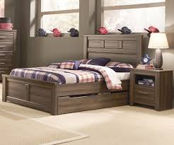 Bedroom And Furniture Juararo Full Size Panel Bed With Trundle Brandtly Ideas