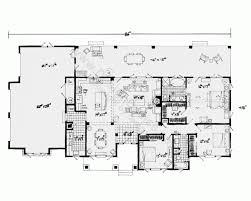 single story farmhouse plans single level house plans open floor plan one simple home beautiful