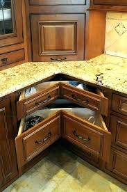 corner kitchen cabinet storage ideas corner kitchen cabinet storage ideas roaminpizzeria com