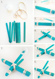 catapult materials craft sticks rubber bands 1 lid spoon or