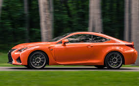 lfa lexus red 2015 lexus rc f pretty but not perfect the car guide