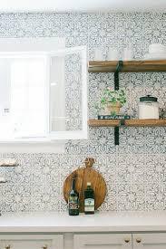 Backsplash Wallpaper For Kitchen Home Design - Wallpaper backsplash kitchen