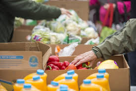 food bank hosting fresh food giveaway before thanksgiving the