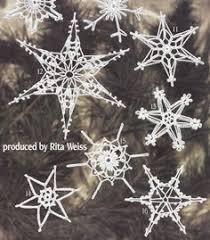 free crochet ravalanche snowflake pattern crochetholic