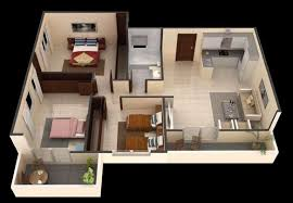 Three Bedroom Design 3 Bedroom Apartment With Photo Of 3 Bedroom Decor At