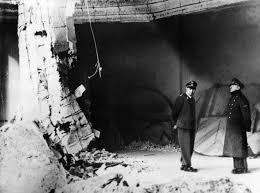 u0027s berlin bunker then u0026 now mark felton