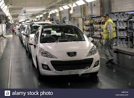 peugeot 208 models the millionth car rolled off the production line of psa peugeot