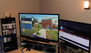 gaming setup ps4 what does your gaming setup look like page 2 system wars