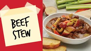 how to make beef stew with the power pressure cooker xl youtube