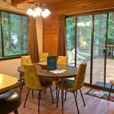 baker dining room furniture mt baker lodging u2013 cabin 35 mt baker lodging wa 30 photos