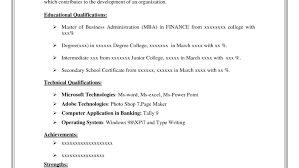 How To Type Up Resume Resume Work Experience Resume 4 Amazing Work Experience Resume 2