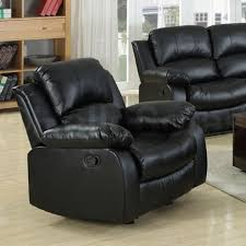 Leather Recliner Sofa 3 2 Black Leather Electric Recliner Sofa Nrhcares