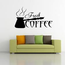 Wall Decals For Dining Room Making Coffee Wall Art Mural Poster Fresh Coffee Wall Decal