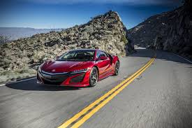 first acura ever made 2017 acura nsx reviews and rating motor trend
