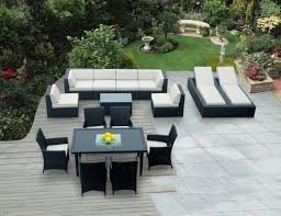 Outdoor Furniture Sectional Sofa Versatile Outdoor Sectional Sofa Patio U0026 Outdoor Outdoor Sectional