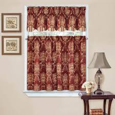 Turquoise Valances For Windows Inspiration Inspirational Burgundy Kitchen Curtains Khetkrong