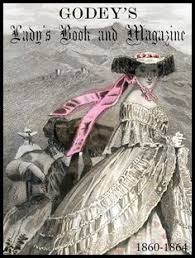 godey s s book 1860 women in dresses and bonnets 1860 hair hat and