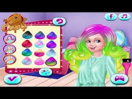 100717 barbie princess games super barbie hair trends best